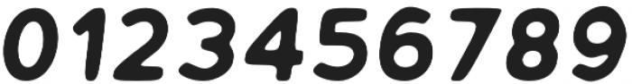 Abside Oblique Smooth otf (400) Font OTHER CHARS