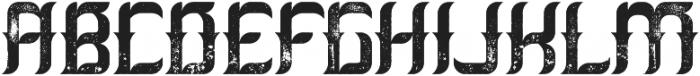 Absinthe02 Aged otf (400) Font UPPERCASE