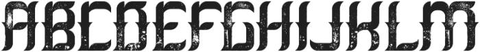 Absinthe02 Aged otf (400) Font LOWERCASE