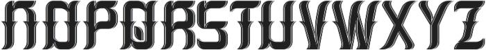 Absinthe02 LightAndShadow otf (300) Font LOWERCASE