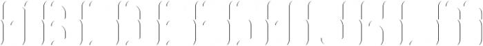 Absinthe02 LightFX otf (300) Font UPPERCASE