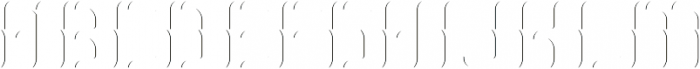 Absinthe02 LightFX otf (300) Font LOWERCASE