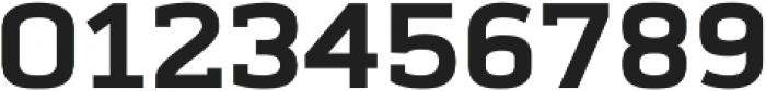 Abula Black otf (900) Font OTHER CHARS