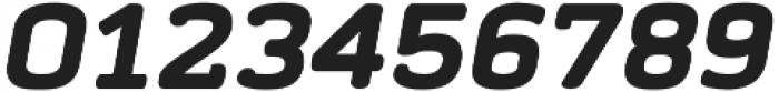 Abula Oblique otf (400) Font OTHER CHARS