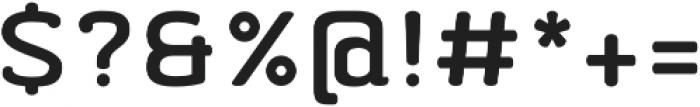 Abula Organic Bold Oblique otf (700) Font OTHER CHARS