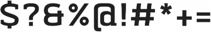 Abula Organic Hairline Oblique otf (100) Font OTHER CHARS