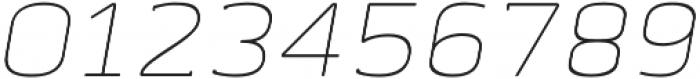 Abula Organic otf (400) Font OTHER CHARS