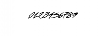Absolute Script.TTF Font OTHER CHARS