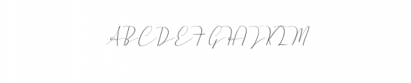 Absolute.ttf Font UPPERCASE