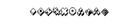 abcdefg.ttf Font OTHER CHARS