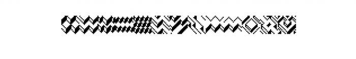 abcdefg.ttf Font UPPERCASE