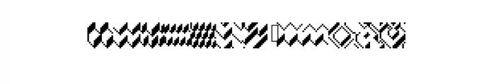 abcdefg.ttf Font LOWERCASE
