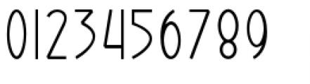 ABTS Aviator Light Font OTHER CHARS