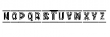 ABTS Crestwing Regular Font LOWERCASE