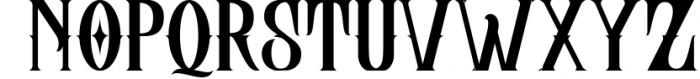 Abhinaya - Victorian Font LOWERCASE