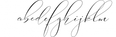 Absolutely Adorable Sophia 13 Font LOWERCASE