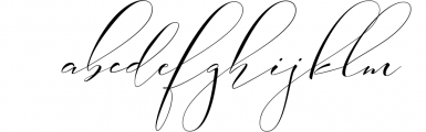 Absolutely Adorable Sophia 2 Font LOWERCASE