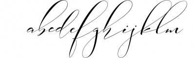 Absolutely Adorable Sophia 3 Font LOWERCASE