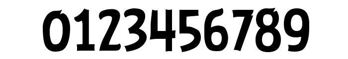 ABFlockHeadline Regular Font OTHER CHARS