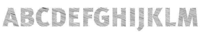 ABebedera-Heavy Font UPPERCASE