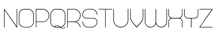 Abandoned Regular Font LOWERCASE