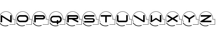 AbcariFond Font LOWERCASE