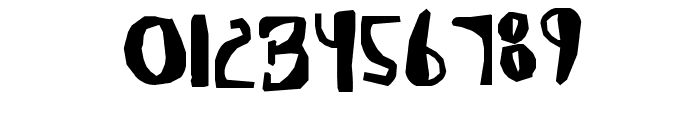 Abdomentality Font OTHER CHARS