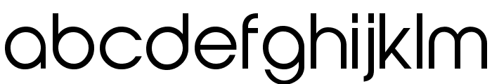 AbeatbyKai Font LOWERCASE
