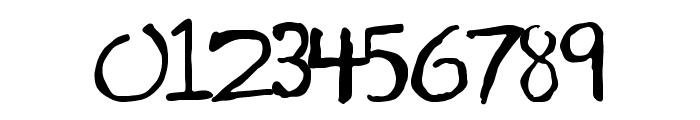 Aberration Font OTHER CHARS