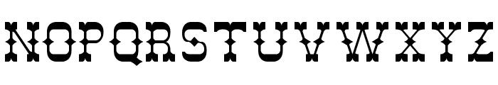 AbileneFLF Font LOWERCASE