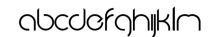 Abode Light Font UPPERCASE