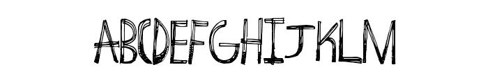 AboveGround Font UPPERCASE
