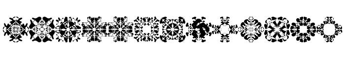 Abracadabra1 Font UPPERCASE