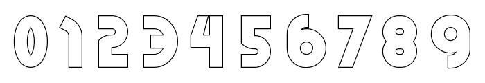 AbraxeousBoldHollow Font OTHER CHARS