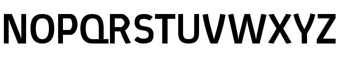 Absolut Pro Medium reduced Font UPPERCASE
