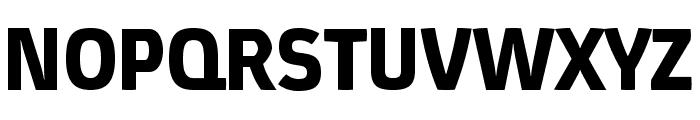 AbsolutPro-Bold Font UPPERCASE