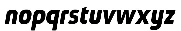 AbsolutPro-BoldIt Font LOWERCASE