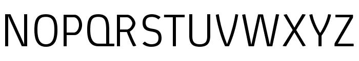 AbsolutPro-Light Font UPPERCASE