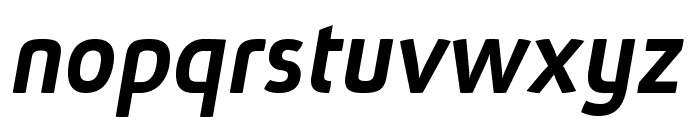 AbsolutPro-MediumIt Font LOWERCASE