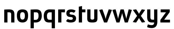 AbsolutPro-Medium Font LOWERCASE