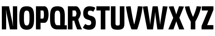 AbsolutProCond-Bold Font UPPERCASE