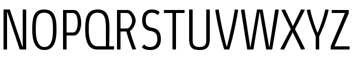 AbsolutProCond-Light Font UPPERCASE