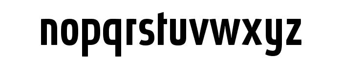 AbsolutProCond-Medium Font LOWERCASE