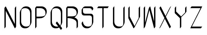 Absolutamente Rou St Font UPPERCASE