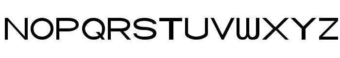 Abtecia Basic Sans Serif Font Font UPPERCASE