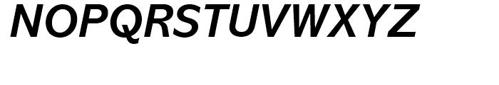 Abadi Bold Italic Font UPPERCASE