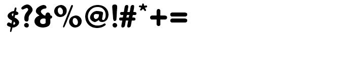 Abbey Medium Font OTHER CHARS
