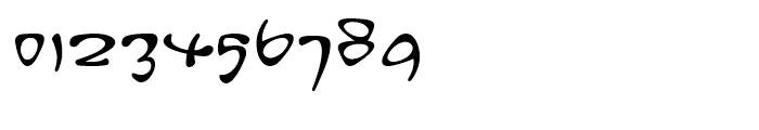 Abduct Sans Font OTHER CHARS