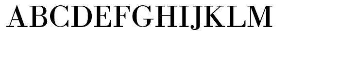 Abetka Italic Font UPPERCASE