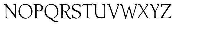 Ablati Regular Font UPPERCASE